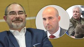 Boj o Plzeň: Primátora Zrzaveckého (ČSSD) vyzve šéf plzeňského hokeje Zarzycký a autor oblíbeného večerníčku Chaloupek.