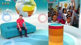Zprávičky na ČT :D odvysílaly reportáž o školácích v Palestině, Česká televize se za ni stala terčem kritiky