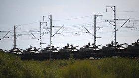 Na východě Ruska začaly mohutné vojenské manévry, ke cvičení se přidá také Čína a Mongolsko.