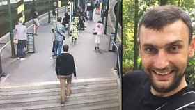 Pohřešovaný Michal Beňo (31) se našel. Nacházel se v Praze.