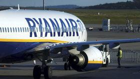Personál Ryanairu bude stávkovat.