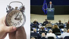 EU navrhuje, aby poslední změna času proběhla v březnu 2019.
