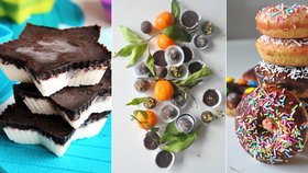 Neodolatelné dobroty z čokolády