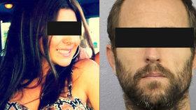 Muž zabil svou manželku na líbánkách v Karibiku. Chtěl zdědit její obrovský majetek.