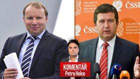 Předseda ČSSD a vicepremiér Jan Hamáček oznámil 18. září 2018 v Praze jako nového kandidáta do funkce ministra zahraničních věcí dosavadního prvního náměstka Tomáše Petříčka.