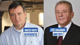 ŽIVĚ: Exhejtman Rath proti starostovi Haramulovi o protikorupčních opatřeních