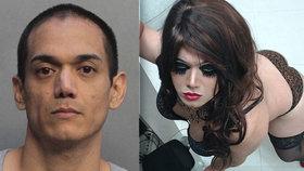 Podvodník oklamal 80 mužů k sexu