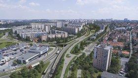 Stavební povolení na vybudování Pražského okruhu mezi dálnicemi D1 a D8 by mohl stát získat za rok až rok a půl.