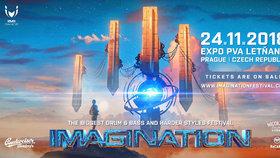 Imagination Festival 2018 odhalil kompletní line-up.