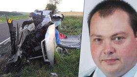 Václav Šampalík způsobil fatální autonehodu, při které zemřel jeho kamarád. Hrozí mu za ni až 6 let vězení.