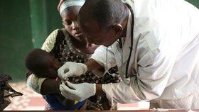 Proti malárii bylo vyvinuto množství vakcín