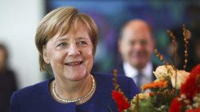 Německá kancléřka Angela Merkelová přijede na oslavy výročí vzniku Československa.