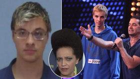 Policie pátrá po Pavlovi z Talentu: Úchylák! Znechutil Bílou se Slávikem