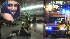 Sestřička Clara z Manchesteru spáchala sebevraždu.