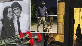 Při vyšetřování vraždy Jána Kuciaka pomohla podle nepotvrzených informací družice.