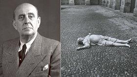 Záhadná smrt Jana Masaryka: Historici chtěli rekonstrukci!