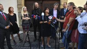 Europoslankyně Michaela Šojdrová (KDU-ČSL) je pro přijetí 50 syrských sirotků.