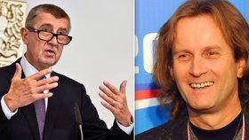 Andreje Babiše překvapila podpora poslanců ANO pro nominaci Petra Štěpánka do RRTV.
