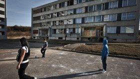 Počet vyloučených lokalit v Česku roste