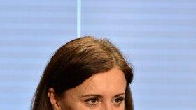 Do volebního štábu hnutí ANO dorazila 6.10. i středočeská hejtmanka Jaroslava Pokorná Jermanová.