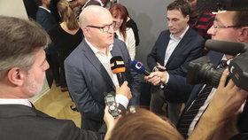 Komunální volby 2018: Tisková konference KDU-ČSL