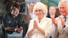 Sympatický kuchař, který vařil i pro Prince Charlese a Camillu si v Rožnově otevřel vlastí podnik.