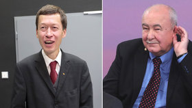 Hayato Okamura a Petr Hannig neuspěli v senátních volbách v Praze 8. Hannig už prohrál své desáté volby