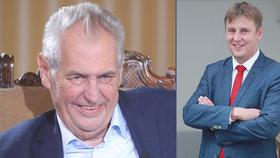 Prezident Miloš Zeman jmenuje Tomáše Petříčka ministrem zahraničí na Pražském hradě 16. října v 11:30, řekl ČTK Ovčáček.
