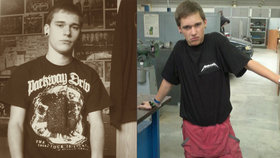 Tělo Michala Veleckého našli policisté v nádrži čističky odpadních vod.