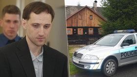 Odvolací soud potvrdil Chloubovi trest za vraždu