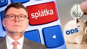 Bratr šéfa poslaneckého klubu ODS Zbyňka Stanjury si půjčil v roce 2012 dva a půl milionu korun. Peníze chtěl podle věřitele do kasy občanských demokratů. Dodnes ale Libor Stanjura peníze nevrátil.
