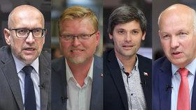 Kdo všechno bojoval v druhém kole senátních voleb?