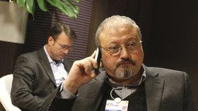 Zavražděný novinář Džamal Chášukdží patřil k dlouhodobým kritikům saudského režimu.
