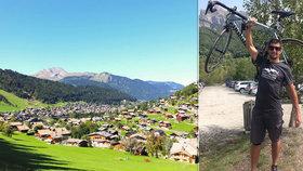 Lovec (22) v Alpách omylem zastřelil cyklistu (†34)! Spletl si ho s divočákem