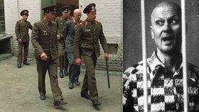 Před 26 lety byl popraven kanibal Čikatilo. Zavraždil více než 53 žen a dětí, z nichž si dělal jídlo.