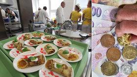 Restaurace zlobí levné obědy pro seniory