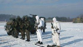 601. skupina speciálních sil z Prostějova