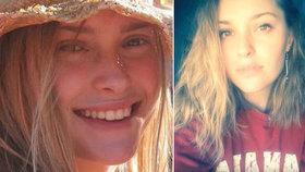 Mladou studentku Hannah Cameronovou znásilnila čtveřice muži. Hlavu jí rozdrtili kamenem.