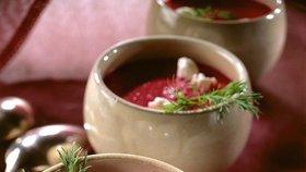 Polévka z řepy