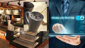 Je libo kávu za osobní data?
