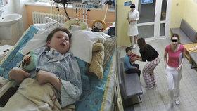Lékař obeznámený s případem Adámka (10): Před 10 lety by se to nestalo! Měl ležet na ORL