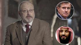 Příkaz k vraždě Chášukdžího podle bývalého šéfa britské rozvědky vydal přímo korunní princ Mohamad bin Salmán, nebo jeho blízcí přátelé.