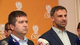Výkonný výbor ČSSD odmítl hlasovat o důvěře místopředsedy Jiřího Zimoly. Jaké kroky budou následovat bývalý hejtman Jihočeského kraje zváží. (20. 10. 2018)
