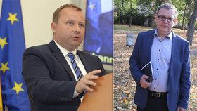 Miroslav Poche už nebude kandidovat do Evropského parlamentu. Lubomír Zaorálek zase odmítne být lídrem kandidátky ČSSD.