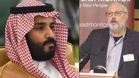 """Saudský princ údajně nedokázal pochopit, proč svět dělá ze smrti novináře """"vědu""""."""