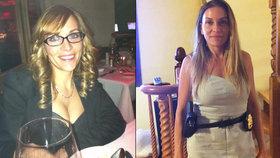 Ann Marie Guerra strčila kolegovi kalhotky do pusy