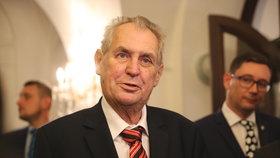 Prezident odmítl jmenovat Fajta a fyzika Ivana Ošťádala profesory na jaře 2015, loni mu soud věc vrátil k novému rozhodnutí, které učinil v listopadu a ve čtvrtek zveřejnil celé jeho znění.
