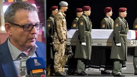 Lubomír Zaorálek reagoval na problémy českých vojáků v Afghánistánu návrhem na stažení vojáků.