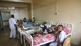 Nemocnice v Kongu vězní pacienty, kteří neuhradili léčbu