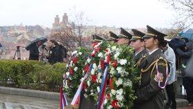 Pietní akt k 100. výročí vzniku samostatného československého státu